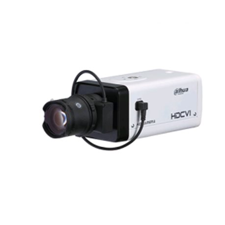 Dahua 1.3 MP HD-CVI 720P WDR box camera (excl. lens)