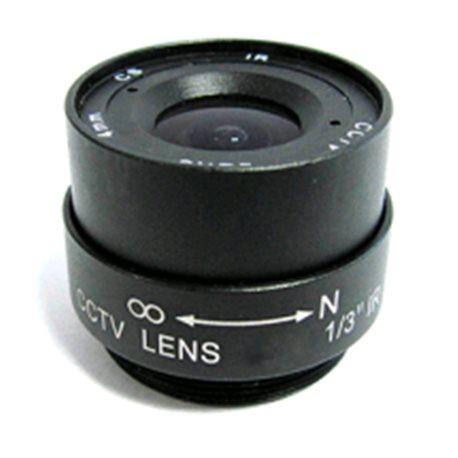 CCTV lens 2.5 mm