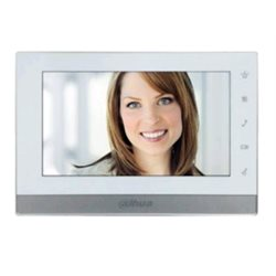 "Dahua 7"" intercom 2 wire binnenpost touch screen"
