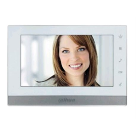 "Dahua 7"" intercom IP binnenpost touch screen"