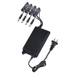 Four in One Centralized DC Power Supply 12V, 4 x 0.7A