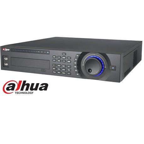Dahua NVR4832-16P 32 kanalen 2U 16 x PoE NVR