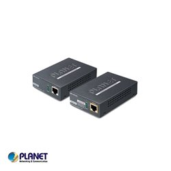 Planet, 1-Port Long Reach POE over UTP Extender Kit (LRP-101UH+LRP-101UE)