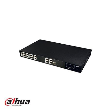 Dahua PFS4220-16P-250 16-Port PoE Switch