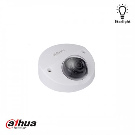 Dahua Starlight 2MP Sony Exmor IR dome camera, audio en micro SD slot (Gijsjuh)