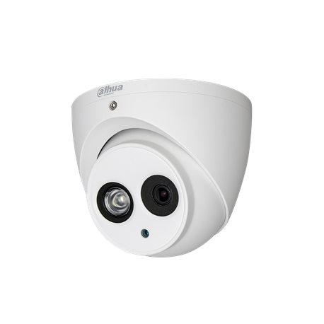 Dahua HAC-HDW2401EMP-0360B 4MP HDCVI WDR IR Eyeball Camera