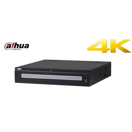Dahua NVR608-64-4KS2 64 kanalen super NVR