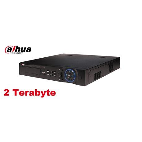 Dahua NVR4432 incl 2TB HDD