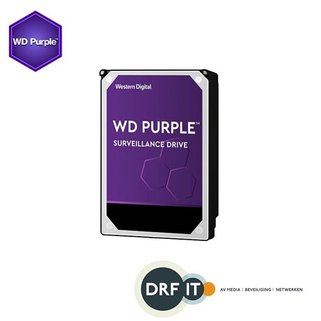 Western Digital 4 TB HDD