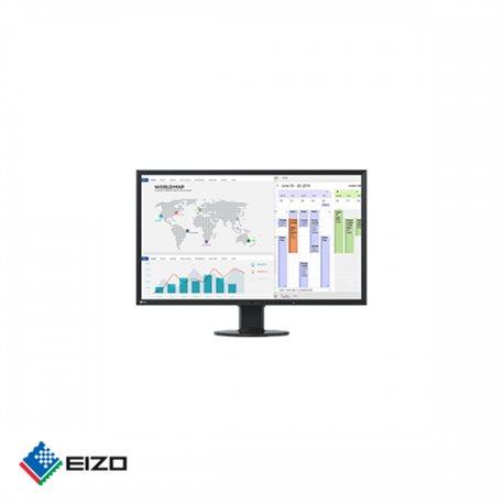 "Eizo FlexScan 32"" 4K full HD professional IPS monitor Zwart"