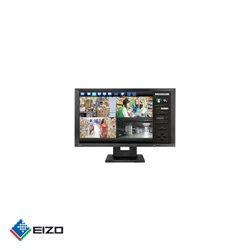 "Eizo DuraVision EZ-FDF2304W-IP 23"" full HD professional IPS ONVIF IP monitor Zwart"