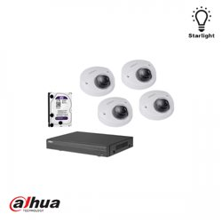 Dahua NVRKIT04 Full HD Starlight kit
