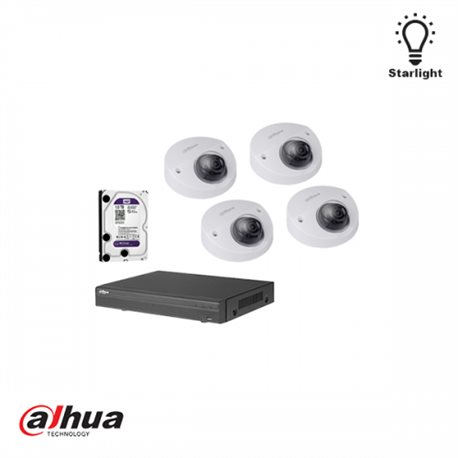Dahua Full HD Starlight kit