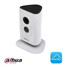 Dahua IPC-C35 3MP WiFi Cube camera met 2,0mm lens en max. 10m IR