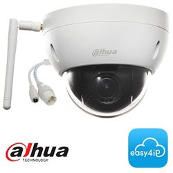 Dahua SD22204T-GN-W 2MP 4x PTZ Network Camera, WDR, IP66