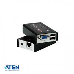 Aten CE100 KVM verlenging VGA/USB