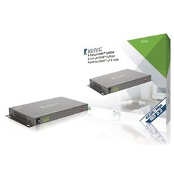Konig 8 Poort HDMI splitter