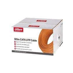 Dahua PFM920I-6UN-C/U 305m UTP CAT6 Cable CPR Eclass