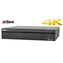Dahua DH-NVR5864-16P-4KS2E 64 Channel 2U 16PoE 4K&H.265 Pro Network Video Recorder