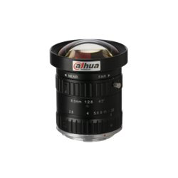 "Dahua DH-PFL085-J12M 12MP 4/3"" 8.5mm Fixed Lens"