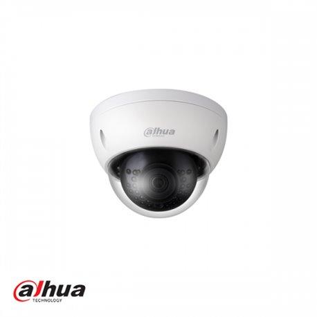Dahua 2MP full HD vandaalproof dome camera met IR 3 axis 2.8 mm lens, micro SD slot