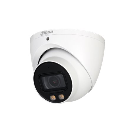 Dahua DH-HAC-HDW2249TP-A-LED-0360B 2MP Full-color Starlight HDCVI Eyeball Camera