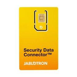 Jablotron SIM-kaart, Security Data Connector incl 1 maand data