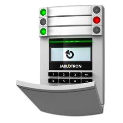 Jablotron JA-114E Bus toegangsmodule met LCD, RFID en toetsen