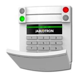 Jablotron JA-153E Draadloos codebedienpaneel met RFID en toetsen