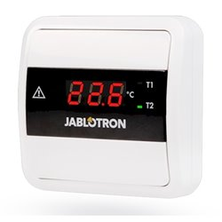 Jablotron TM-201A, Multifunctionele elektronische thermometer