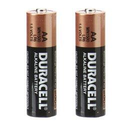 Set van 2 stuks 1,5V AA batterij
