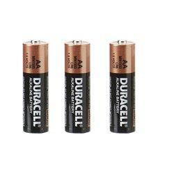Set van 3 stuks 1,5V AA batterijen
