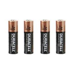 Set van 4 stuks 1,5V AA batterijen