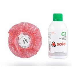 SOLO C3, Testspray voor CO-detectoren