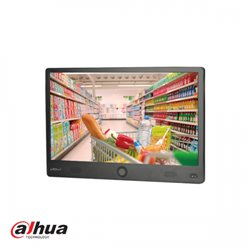 Dahua 21.5'' Indoor Public View Monitor, built-in camera