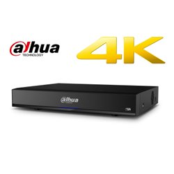 Dahua NVR5216-8P-I 16 kanaals 1U 8xPoE AI Network Video Recorder