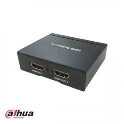 Dahua 4K HDMI Splitter 1 x HDMI 1 in, 2 x HDMI uit