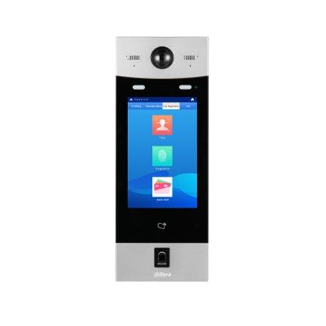 """Dahua VTO9341D IP video intercom appartment outdoorstation, 10"""" touchscreen met gezichtsherkenning"""