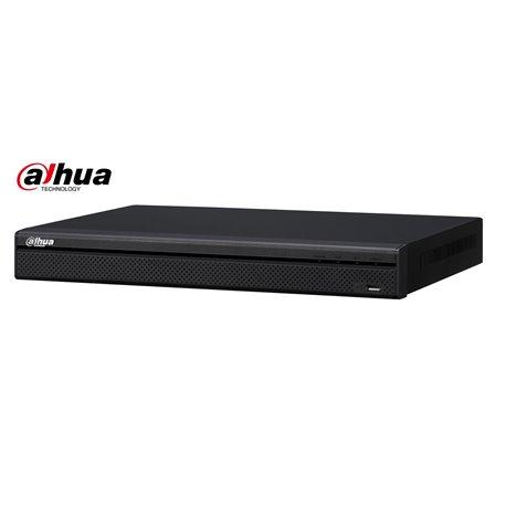 Dahua EZIP-NVR2A04HS-4P EZ-IP NVR compact 1U 4 kanalen met PoE H.265 NVR