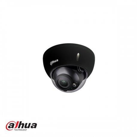 Dahua 2 Megapixel Starlight IR vandal-proof dome 2.7-13.5mm motorized lens, WDR, ZWART