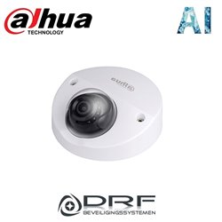 Dahua 4MP Lite AI IR Fixed focal Dome Network Camera 2.8mm