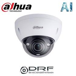 Dahua DH-IPC-HDBW3241RP-ZS 2MP Starlight Lite AI buiten dome camera met 40m IR, varifocale lens, PoE, microSD