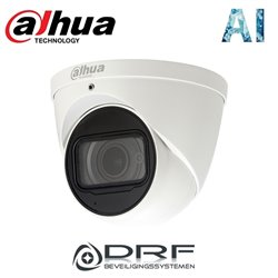 Dahua DH-IPC-HDW3241TP-ZAS 2MP Lite AI IR Vari-focal Eyeball Network Camera