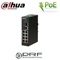 Dahua 8-Port PoE Switch 8-Port PoE Switch (Unmanaged)