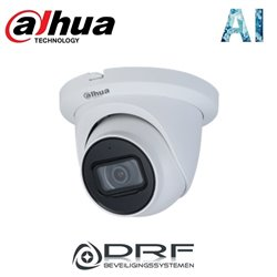 Dahua IPC-HDW3441TM-AS28 4MP Lite AI IR Fixed focal Eyeball Netwok Camera 2.8mm