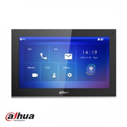 Dahua 10-inch IP Indoor Monitor 8GB PoE