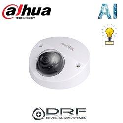 Dahua IPC-HDBW3241F-AS-M-0280B 2MP Lite AI IR Fixed focal Dome Network Camera
