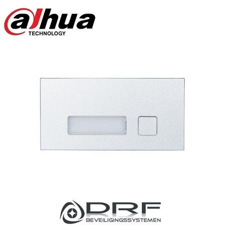 Dahua VTO4202F-MB1 Modular 1-Button Module, half unit
