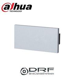 Dahua VTO4202F-MN Modular Blank Module, half unit